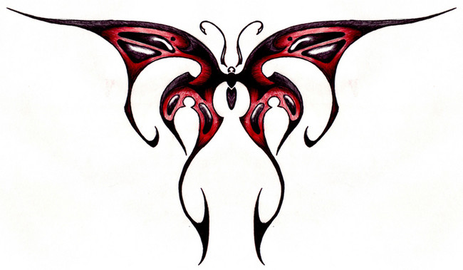 1000s of Printable Butterfly Tattoo Designs | Tattoo Expo