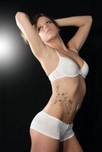 Trendy Star Tattoo