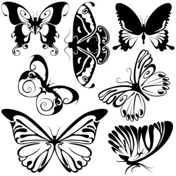 perfect butterfly tattoo design | Tattoo Expo