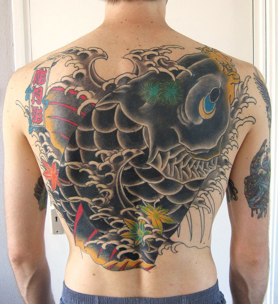 Japanese Tattoo Designs For Men  Expo