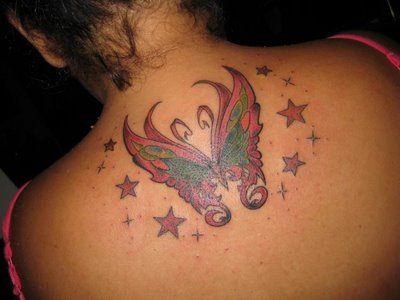 nice butterfly tattoo designs for women tattoo expo. Black Bedroom Furniture Sets. Home Design Ideas