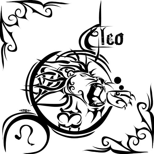 Tattoo Designs Leo