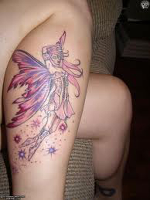cute fairy tattoos designs collection picture cute fairy tattoos