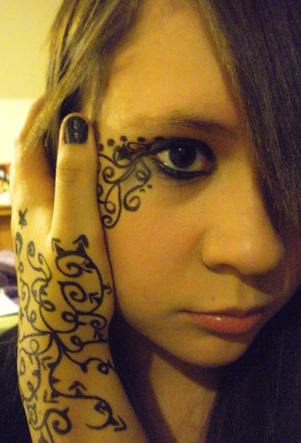 9 best fake tattoo designs with pictures styles at life for Custom henna tattoo
