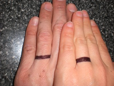 Wedding Ring Tattoos The Ultimate Symbols of Love