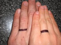 Wedding Ring Tattoos