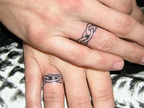 301 moved permanently for Ring finger tattoos for couples