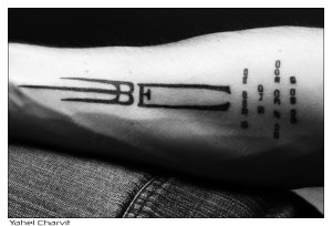 Lettering Word Tattoos