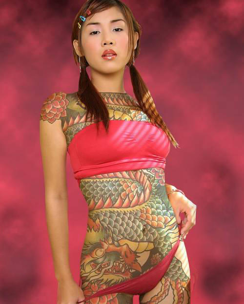Full Body Tattoos  Tattoo Expo